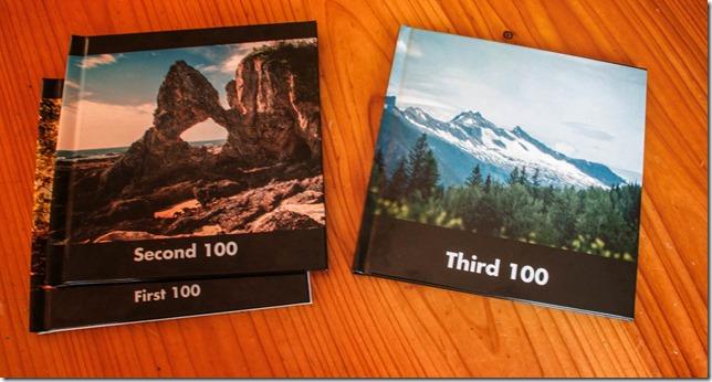 My third daily photobook arrives