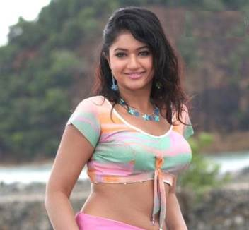 Poonam Bajwa Sexy Navel show Images