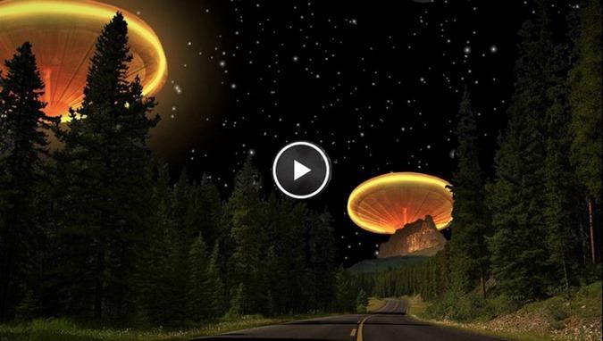 Alerta de OVNI na montanha mágica de Montserrat