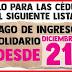El 21 de diciembre inicia el pago del giro 9 en el Ingreso Solidario