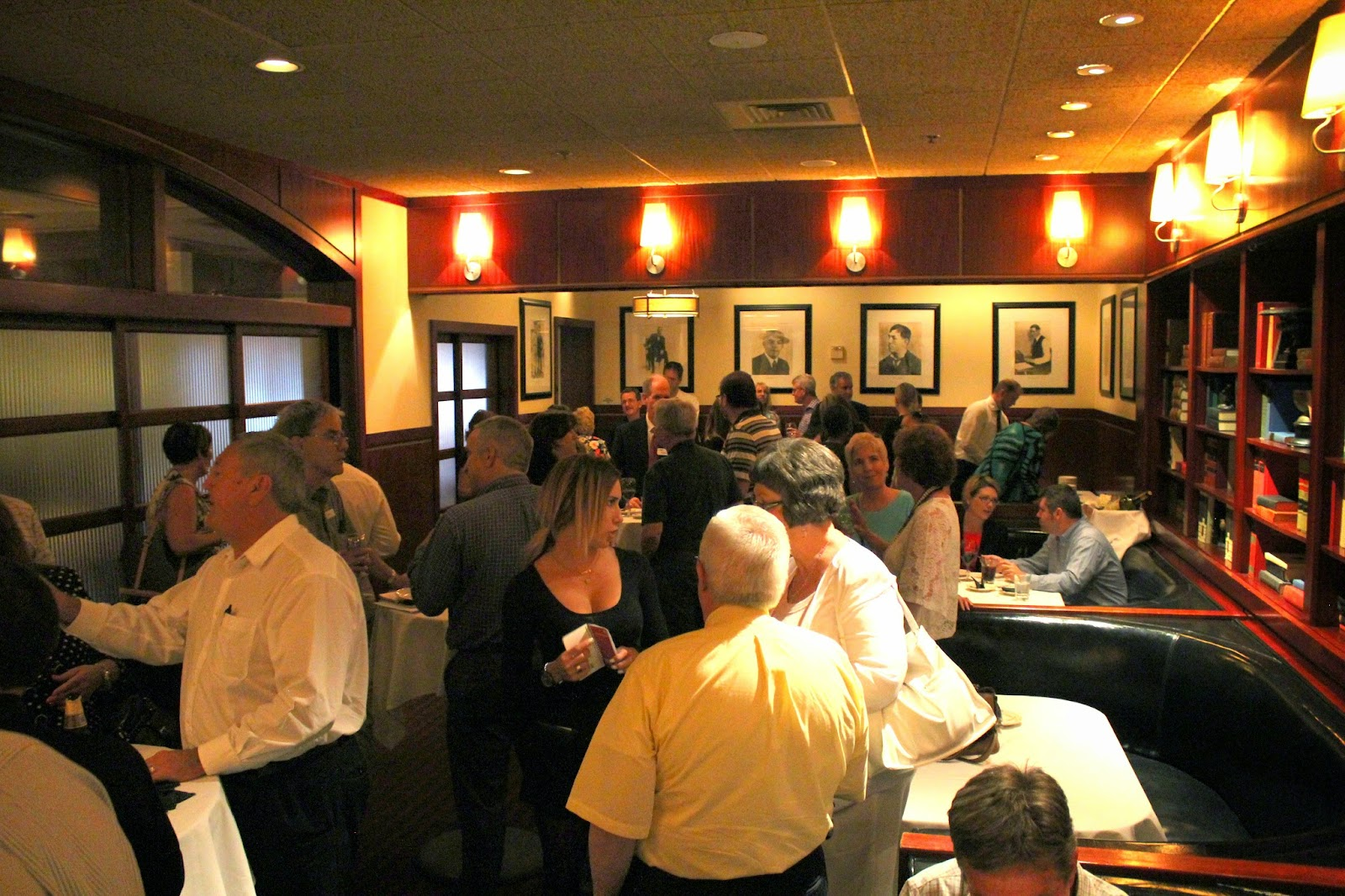 May Chamber XChange at Sullivan's Steakhouse