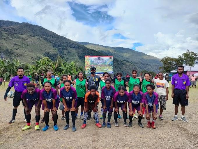 Dansatgas Yonif Para Raider 432 Kostrad Tutup Perhelatan Turnamen Futsal Waspada Cup