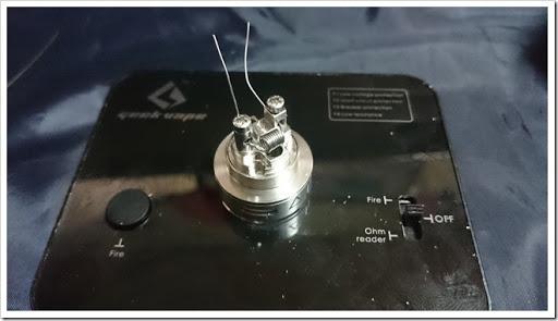 DSC 1648 thumb%25255B2%25255D - 【RTA】ジュースフローコントロールとドロートップフローつきの「UD Simba RTAタンク4.5ml」レビュー!