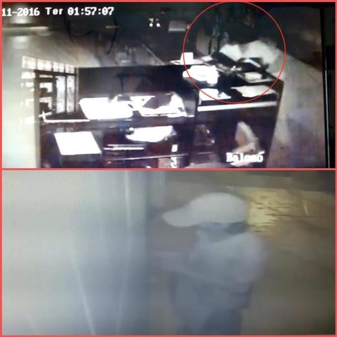 Mulher ataca lojas durante a madrugada em Altamira