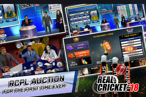 Real Cricket™ 18 1.6 screenshots 1
