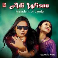 Lirik Lagu Bali Adi Wisnu - President of Janda