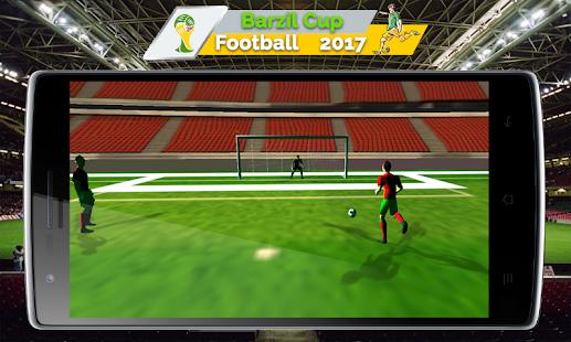 Zahrajte si fotbalovou fotbalo - náhled