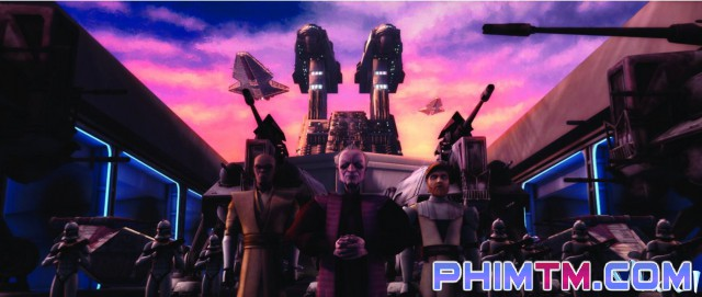Xem Phim Chiến Tranh Giữa Các Vì Sao: Chiến Tranh Vô Tính - Star Wars: The Clone Wars - phimtm.com - Ảnh 2