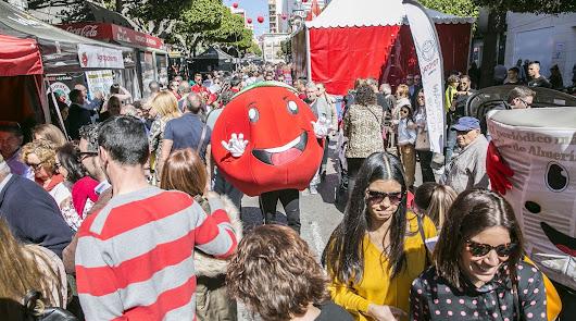 Almería será la capital mundial del tomate el próximo sábado 22 de febrero