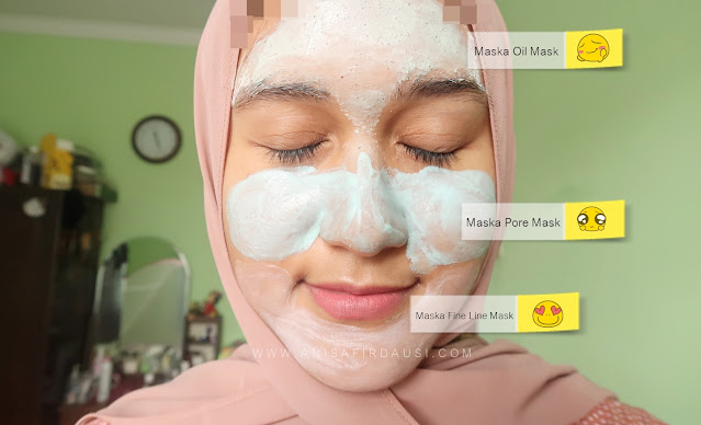 Review Maska Technicolor Multimask Indonesia