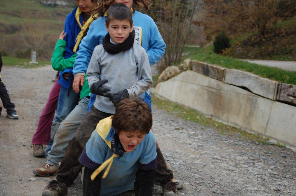 Sortida Castors i Llops a la Roca del Secut 2010 - DSC_0780.JPG