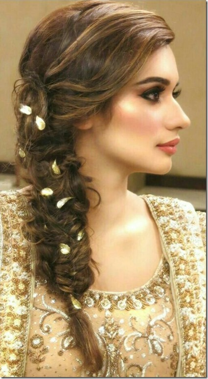 Indian Wedding Hairstyles (3)