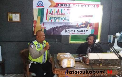Kanit Dikyasa Polres Sukabumi Aiptu I Nengah Ws