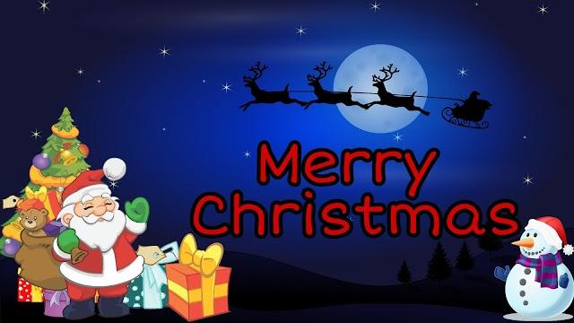 Oh, jingle bells, jingle bells Jingle all the way - Christmas shayari
