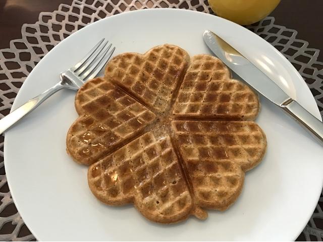 Sassy Wine Belly - waffles