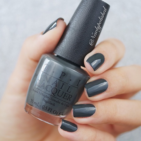 OPI Kerry Washington DC AW 2016 Liv in the Gray