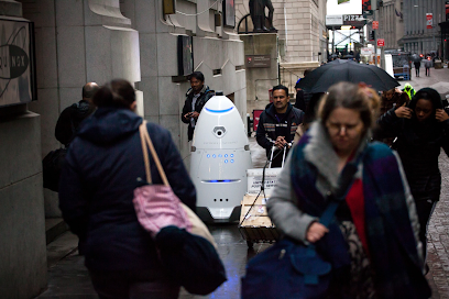 Security robots expand across U.S., with few tangible results