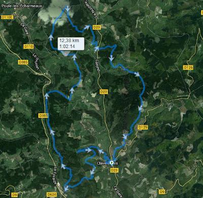Trail de Haute-Azergues