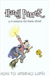 P00001 - Harry Porrez #1