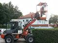 Blog-KSF-2013 / Wimpel in der Simon-Archenhold-Str.