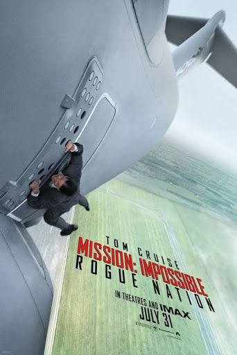 Επικίνδυνη Αποστολή: Μυστικό Έθνος (Mission Impossible: Rogue Nation) Poster