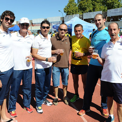 Media de Puertollano 2015 - Trofeos
