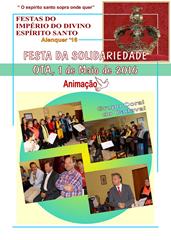 FESTA SOLIDARIEDADE OTA - AMIMACAO