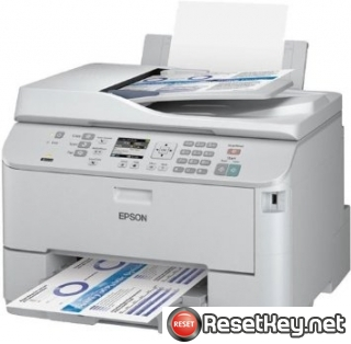 Reset Epson WorkForce WP-4521 printer Waste Ink Pads Counter