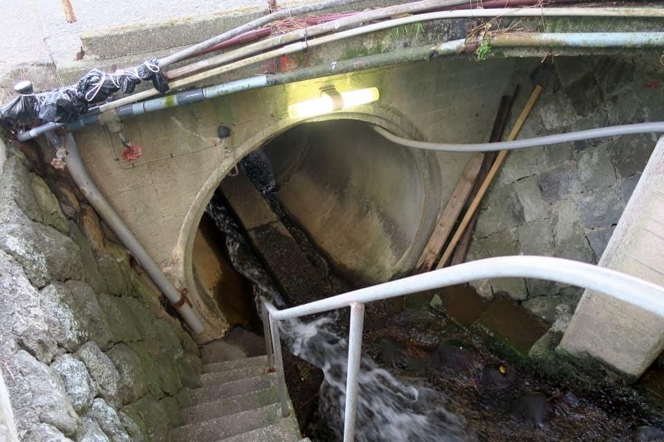 大川温泉 磯の湯