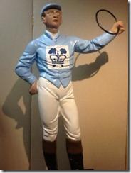 Columbia jockey