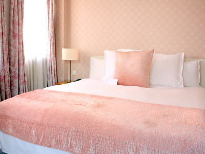 Bed at Myhotel Chelsea in London