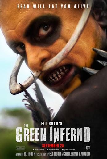 The Green Inferno - Địa ngục xanh