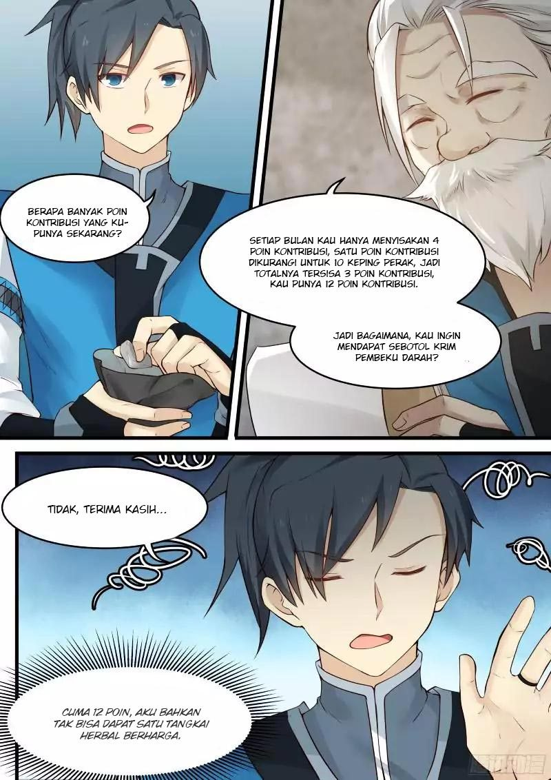 Baca Komik Martial Peak Chapter 12 Bahasa Indonesia Komik Mama