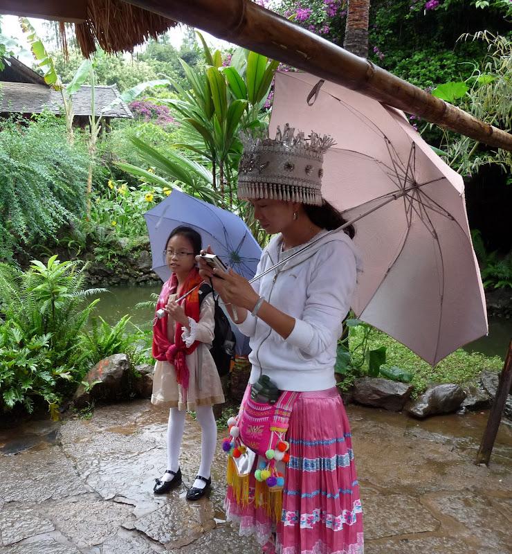 CHINE.YUNNAN.KUN MING Village des minorités 2 - P1270657.JPG