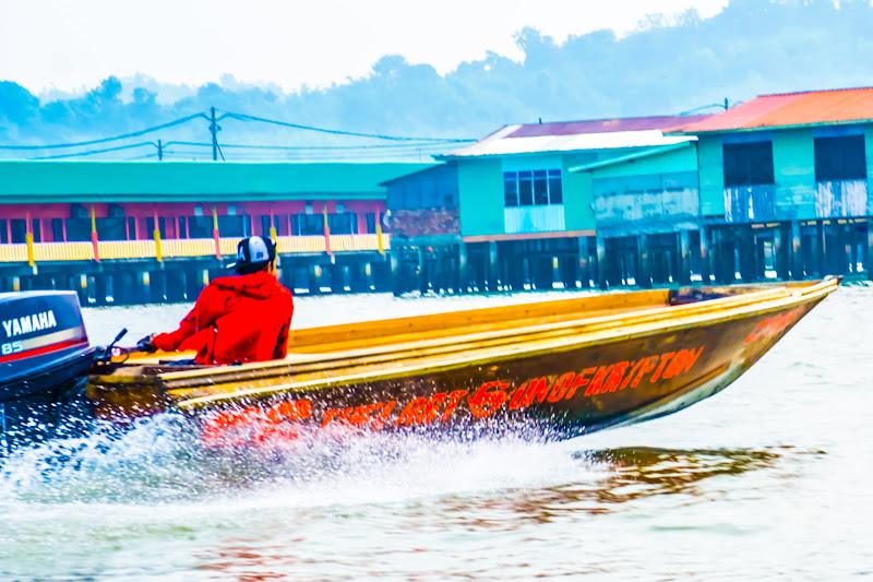 ブルネイ 水上タクシー2