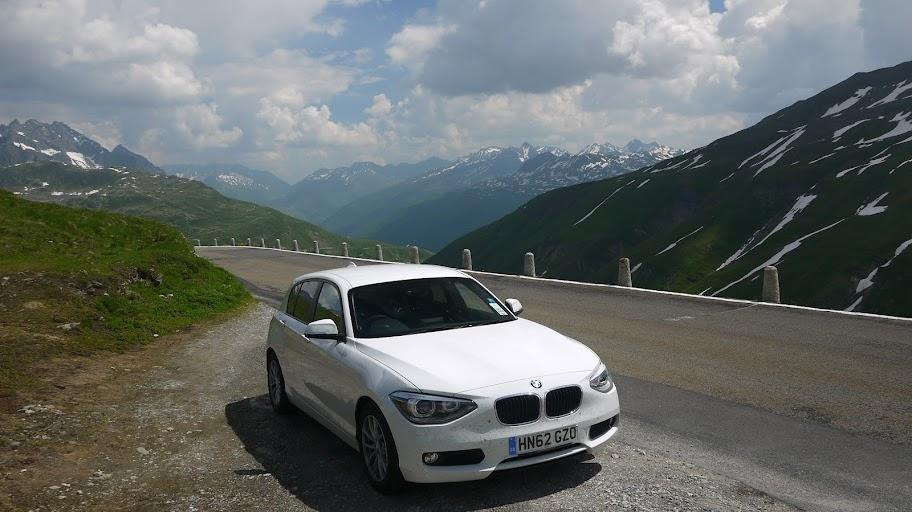 BMW 116d ED