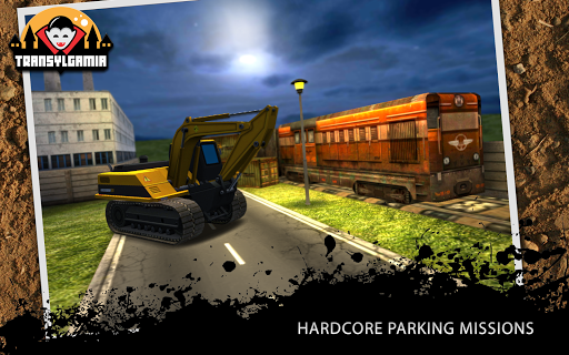 【免費模擬App】Heavy Excavator 3D Parking-APP點子