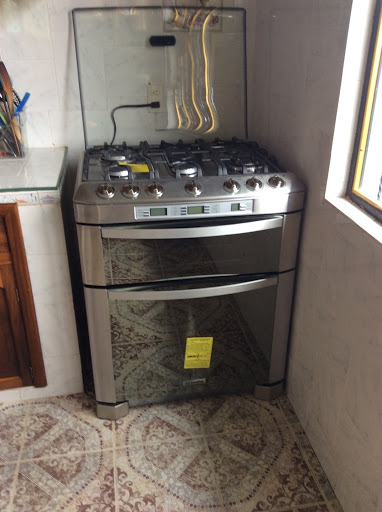 New, io Mabe stove finds its niche