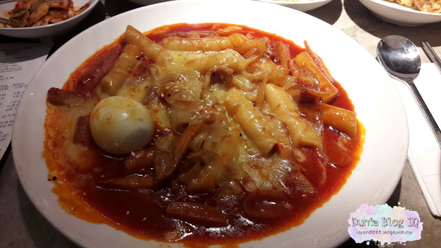 Korean Cuisine di Sweetree, Ampang