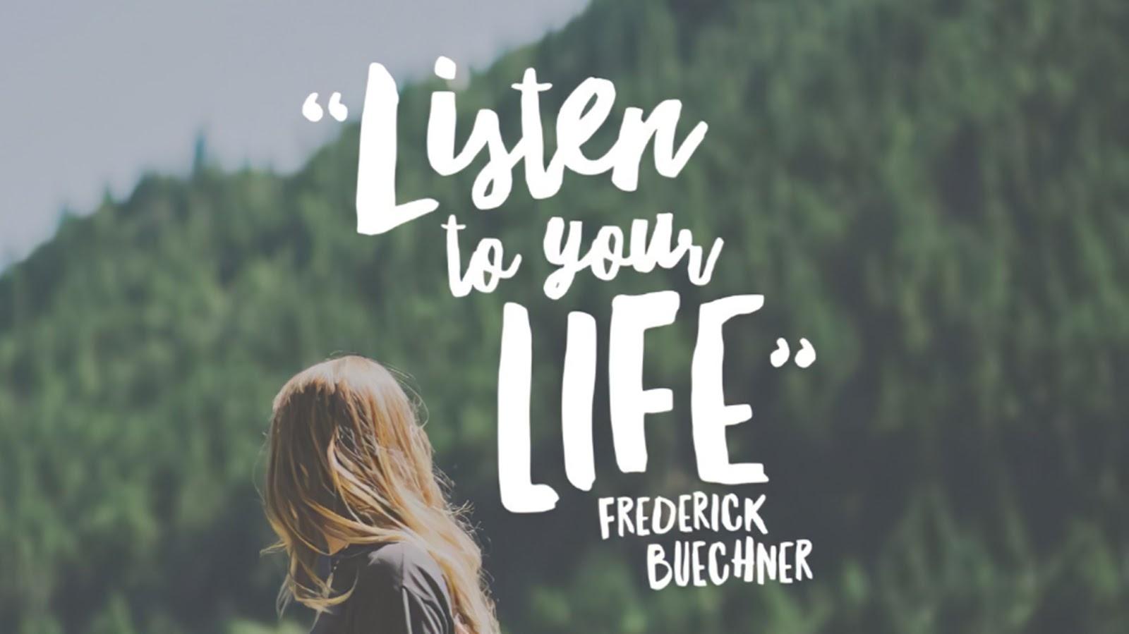 Lắng Nghe những âm thanh cuộc sống
