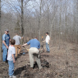 2009 Spring Camporee Service Project