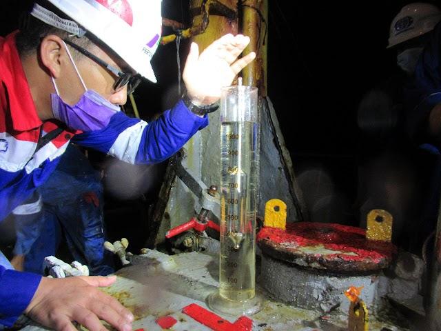 Jamin Stok Pertamina Dex Kalselteng, FT Kotabaru Jadi Titik Suplai Utama