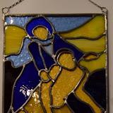 Expositie Barmhartigheid op doek in RK kerken - Foto's Jeannet Stotefalk