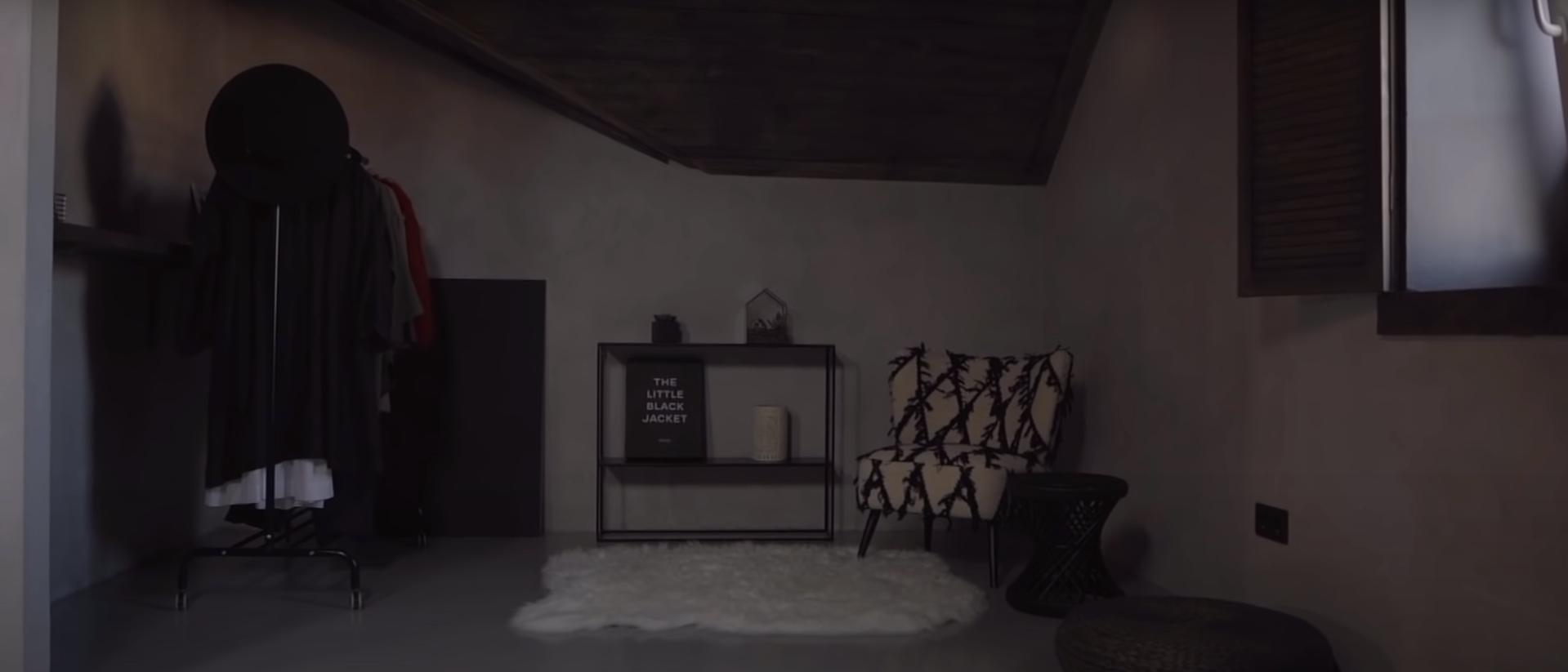 комната лофт