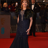 OIC - ENTSIMAGES.COM - Stefanie Powers at the  EE British Academy Film Awards 2016 Royal Opera House, Covent Garden, London 14th February 2016 (BAFTAs)Photo Mobis Photos/OIC 0203 174 1069