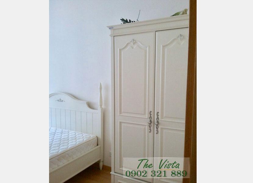 The Vista Quận 2 - Tủ quần áo tại phòng ngủ 2