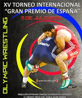 XV Gran Premio de España de Luchas Olímpicas