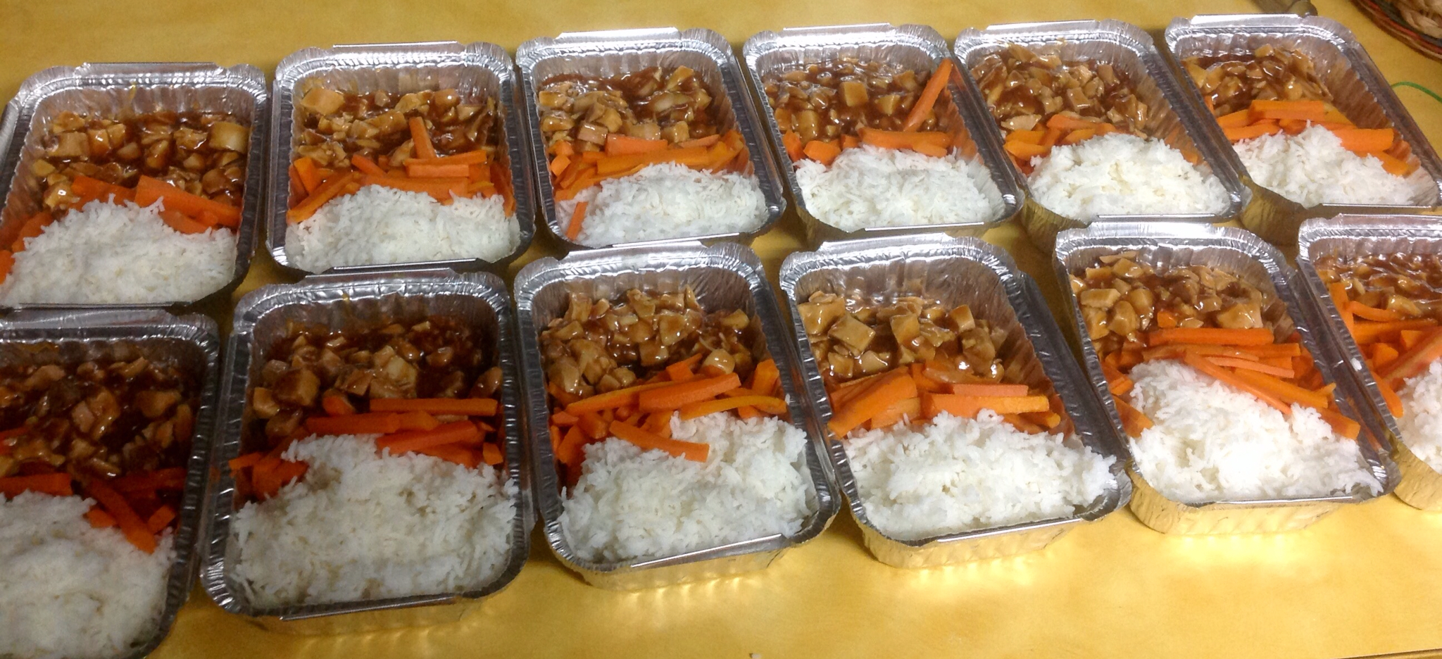 Grandma\'s Afternoons: Sweet & Sour Chicken Make Ahead Freezer Meals