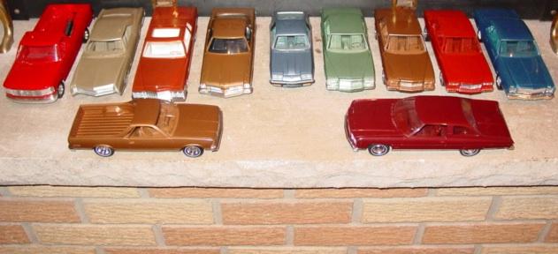 My dealer promo models & display cases PromoModelsDealer_2013