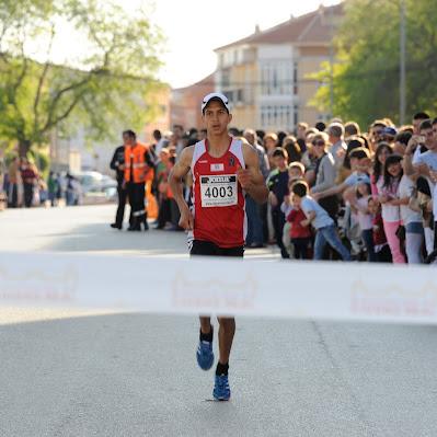 Carrera de Manzanares 2013 - Llegada